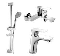 KUCERA набір для ванни (05105+10105+штанга R670SD)
