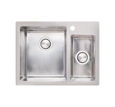 Кухонна мийка Apell Linear Plus Polish LNP3418FBC