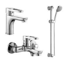 KINK Набір змішувачів для ванни (RBZZ003-1-3-0411)