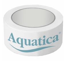 Скотч упаковочный 200м Aquatica (8401691)