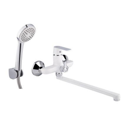 Змішувач для ванни Q-tap Fresh 005 New WCR - 1