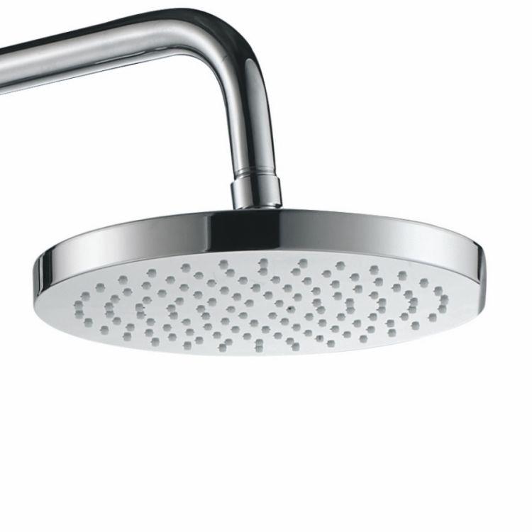 VELUM система душевая (смеситель для ванны, верхний и ручной душ) - 4