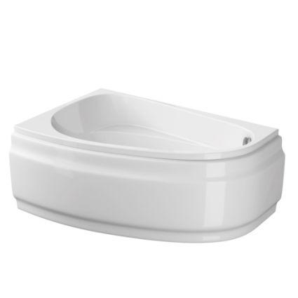 Ванна акрилова Cersanit Joanna New R 150x95 з ніжками - 1