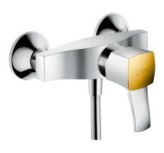 Metropol Classic Смеситель для душа однорычажный, хром/золото