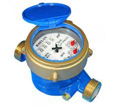Счетчик воды Baylan КУ-1 1/2 МИН R160 (мокрохід) класс С б/штуц Д/УЛИЦЫ
