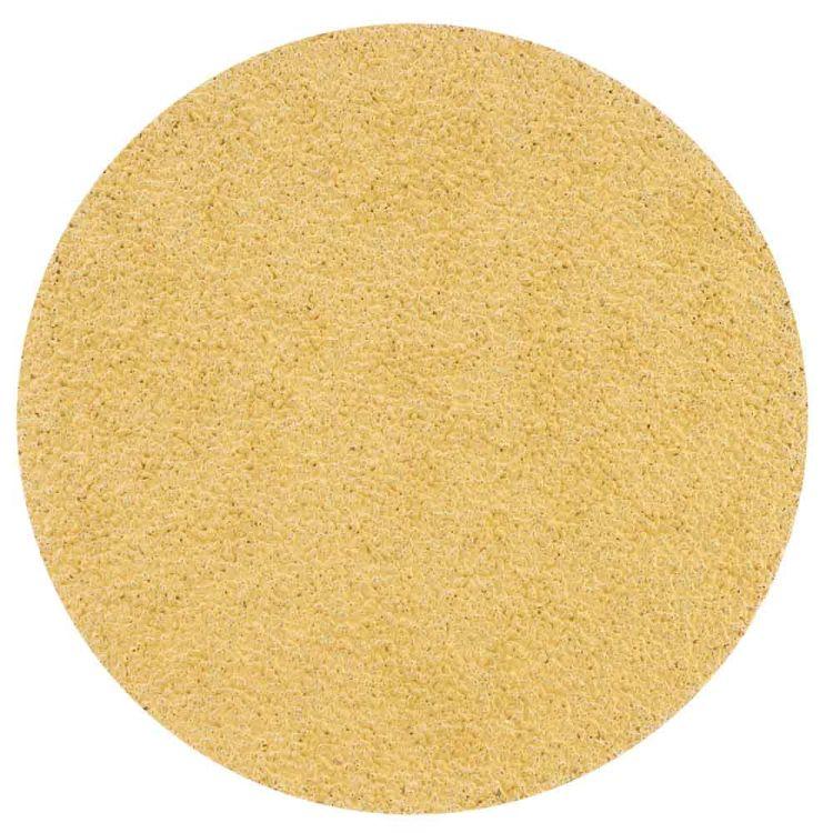 Шлифовальный круг без отверстий Ø125мм Gold P40 (10шт) Sigma (9120031) - 1