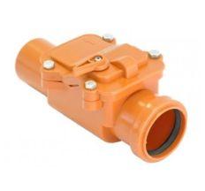 Зворотний клапан ПП d110