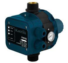 779755 контролер давления электр. 1.1кВт ф1+рег. давл. вкл. 1.5-3.0 bar Katran