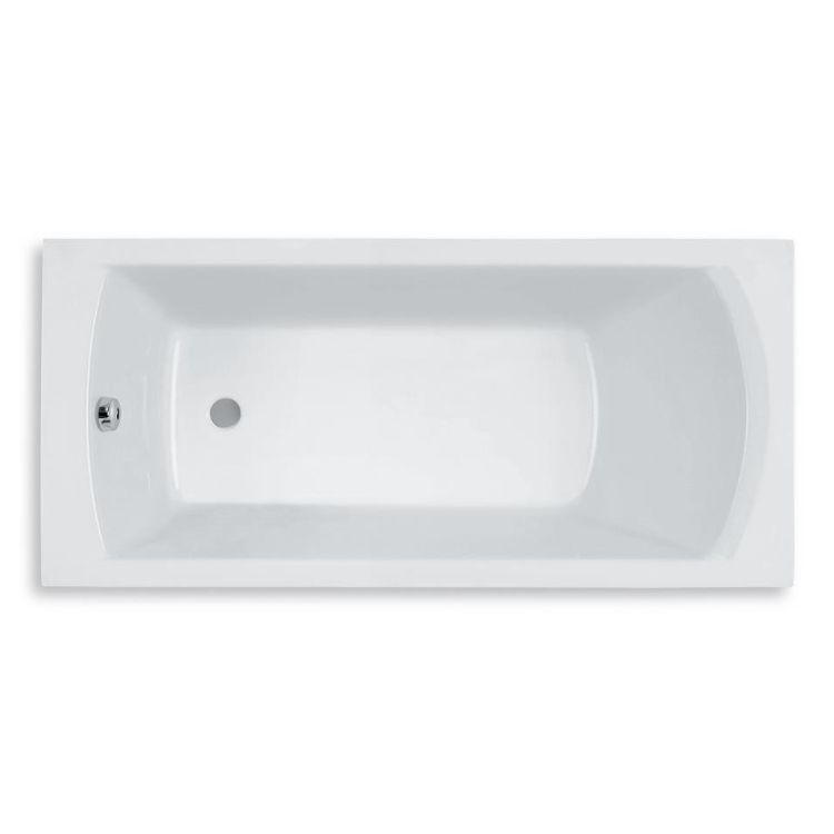 LINEA ванна 160*70см, с ножками - 1