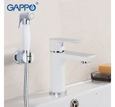Смеситель для умывальника Gappo Noar G1048-1