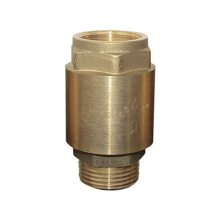 """779655 Клапан обратный 1""""Mx1""""F (латунь) euro НВ - 1"""