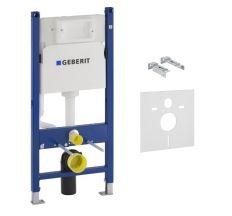 Geberit Duofix монтажный комплект для подвесного унитаза, Н112, 12 см(UP100) без клавиши