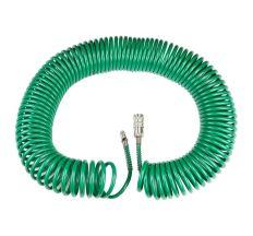 Шланг спіральний поліуретановий (PU) 20м 5.5×8мм Refine (7012091)