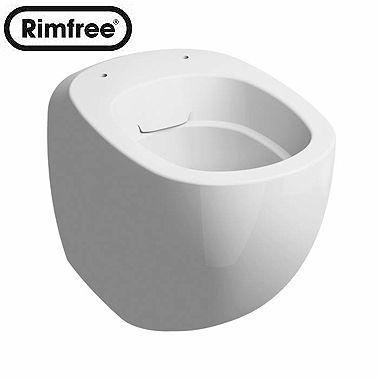 EGO унитаз подвесной, Rimfree - 1
