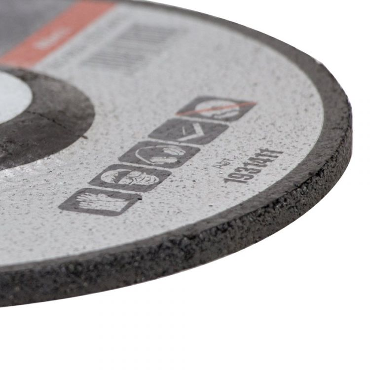 Круг зачистной по металлу Ø150х6.0х22.2мм, 10200об/мин Sigma (1931411) - 3