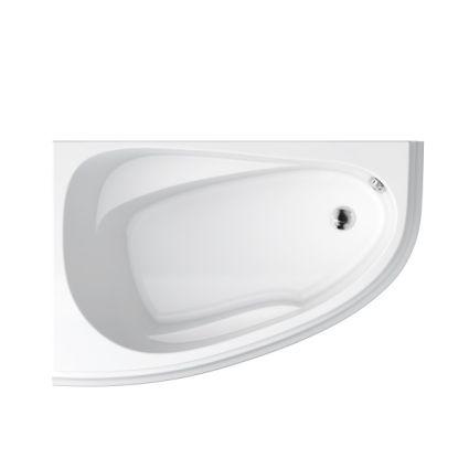 Ванна акрилова Cersanit Joanna New L 150x95 з ніжками - 2