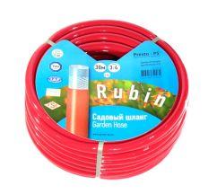 Шланг поливочный Presto-PS садовый Rubin диаметр 3/4 дюйма, длина 20 м (3/4 GHR 20)