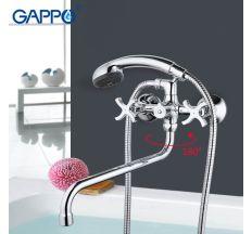 Смеситель для ванны Gappo Pollmn G2243