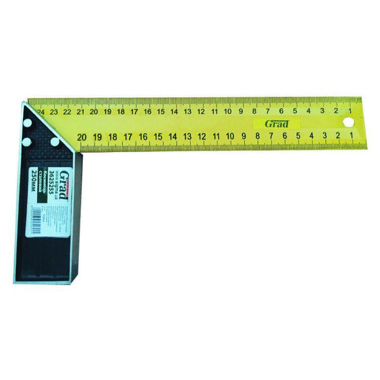 Кутник сталевий 350мм Grad (3625355) - 1