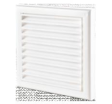 Решетка ДВ 150с (квадратная вент. обрешетка)