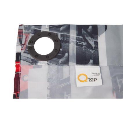 Шторка для ванної Q-tap Tessoro PA62774 200*200 - 4