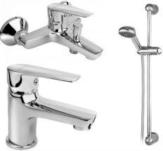 Набор смесителей для ванны KFA Armatura SOFIT 5111-001-00