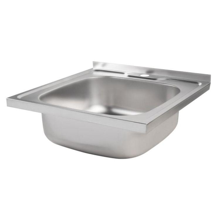 Кухонна мийка Lidz 5050 Decor 0,8 мм (LIDZ5050DEC08) - 4