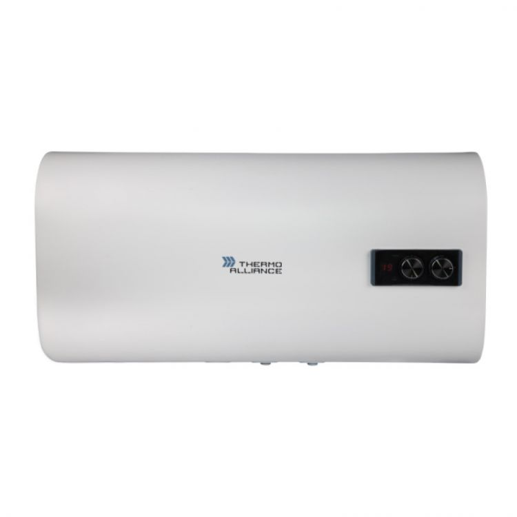 Водонагрівач Thermo Alliance плоский 30 л, 1x(0,8+1,2) кВт DT30H20G(PD) - 1