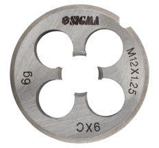 Плашка М12×1,25мм Sigma (1604331)