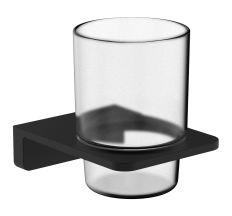 DE LA NOCHE склянку підвісний, чорний