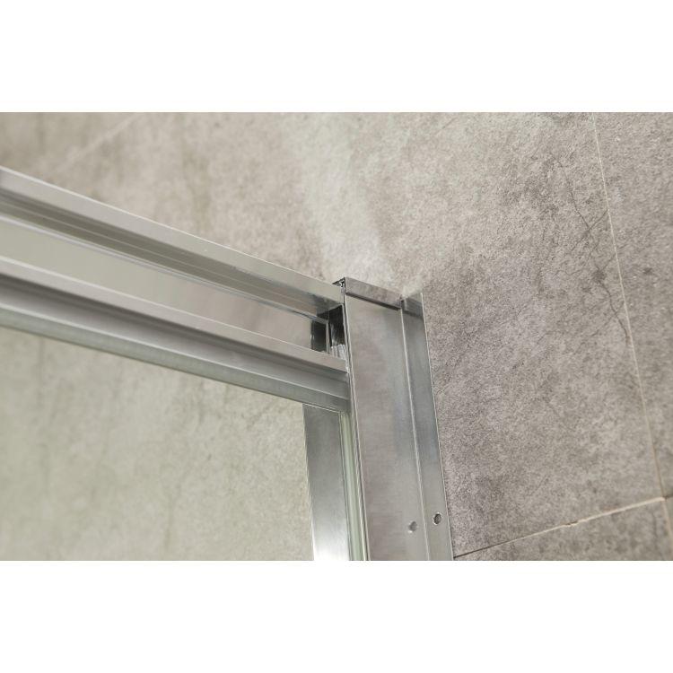 Боковая стенка 90*195 см, для комплектации с дверьми bifold 599-163 (h) - 5
