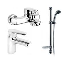Набор смесителей для ванны KFA Armatura GERMAN 4511-001-00