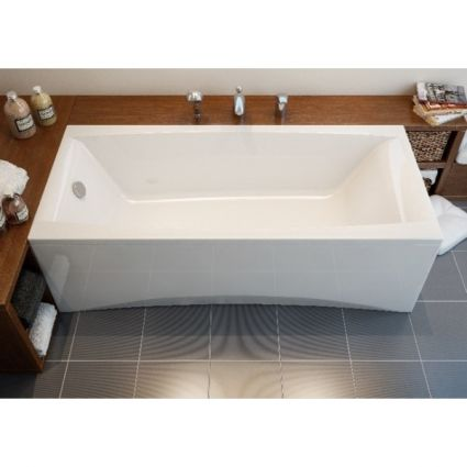 Ванна акрилова Cersanit Virgo 180x80 з ніжками - 3