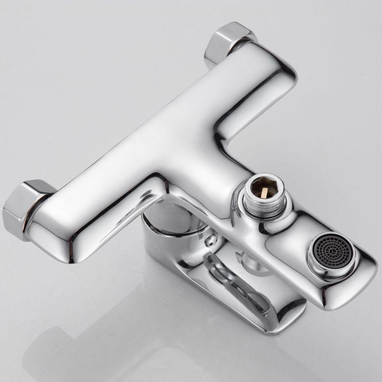 VELUM змішувач для ванни одноважільний, хром 35 мм - 5