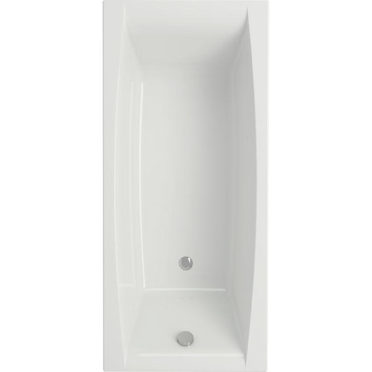 Ванна акриловая Cersanit Virgo 170x75 с ножками - 2
