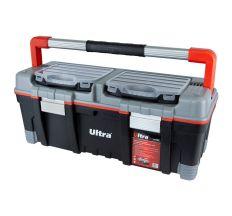 Ящик для інструменту з знімними органайзерами Profi 600×305×283мм ULTRA (7402382)