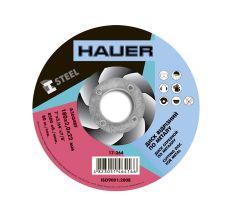 Диск отрезной по металлу Hauer 180х2.0х22 17-264
