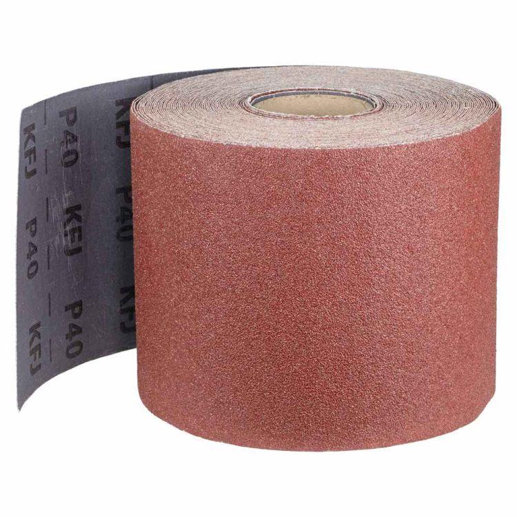 Шлифовальная шкурка тканевая рулон 200ммх30м P40 Sigma (9112431) - 1