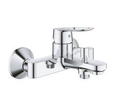 BauLoop Змішувач для ванни настінний монтаж