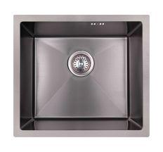 Кухонна мийка Imperial D4843BL PVD black Handmade 2.7/1.0 mm