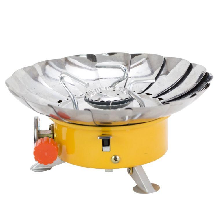 Плита газовая с пьезоподжигом и защитой от ветра Sigma (2903511) - 5
