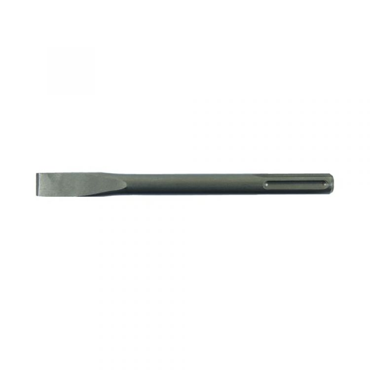 Зубило плоское с напайкой с SDS-max хвостовиком 18х250х40мм Sigma (1800551) - 1