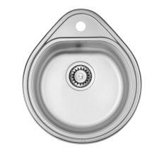 Кухонна мийка ULA 4450 R dekor (ULA4450DEC08)