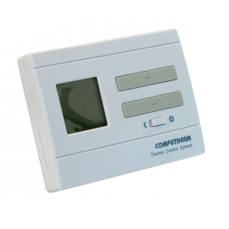 Термостат Computherm Q3 кімнатний цифровий t 5-35C точн.+/-5 - 1