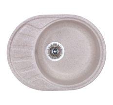 Мийка Fosto 58х45/570*440*170 колір SGA-300 пісок (без сифона)