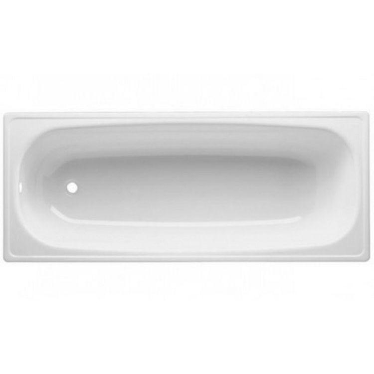 Ванна сталева АКВАРТ 130х70 без ніг - 1