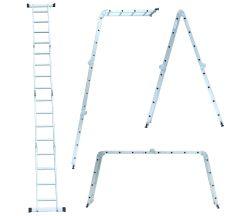 Сходи багатоцільова 4*4 (алюмінієва) FLORA (5031324)
