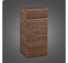VENTICELLO пенал 40,4*86,6*37,2 см (ручка вариант2 біла) колір Santana oak