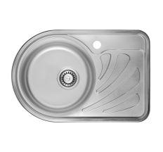 Кухонна мийка ULA 7111 L dekor (ULA7111DEC08L)