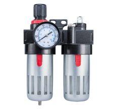 Блок підготовки повітря (фільтр, редуктор, манометр, маслообогатитель ) Sigma (7034021)